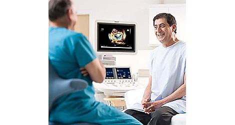 Live 3D TEE Imaging a ultrasuoni 3D