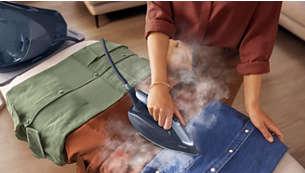OptimalTEMP technology, no burns guaranteed