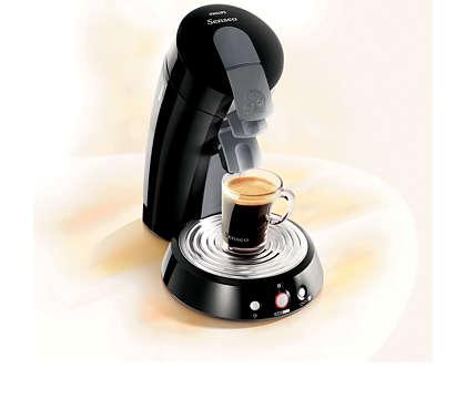 Single serve gourmet coffee