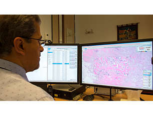 IntelliSite Pathologist Suite Visualizador de casos de patologia