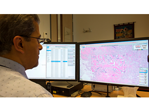 IntelliSite Pathologist Suite Visualizador de casos de patologia