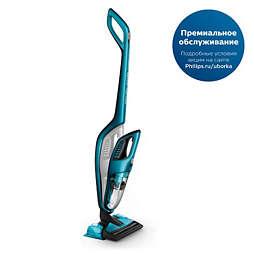PowerPro Aqua Беспроводной пылесос для сухой и влажной уборки