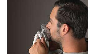 Under näsan-kudde