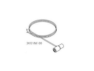 Airway Adapter, LoFlo CO2 LoFlo Airway Adapter