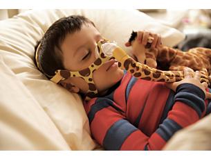 Philips Respironics Wisp pediátrica Máscara nasal