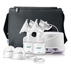 SCF334/12 Philips Avent Comfort Double electric breast pump