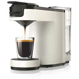 SENSEO® Up Aparat de cafea cu paduri