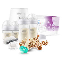 Natural All-in-One Gift Set