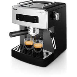 Saeco Estrosa Ročni espresso kavni aparat