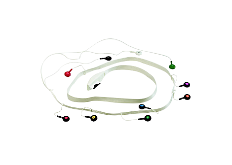 Large SV Patient Cable - 10 lead (AHA) Diagnostic ECG Patient Cables and Leads