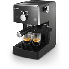 HD8323/43 Philips Saeco Poemia Cafeteira expresso manual