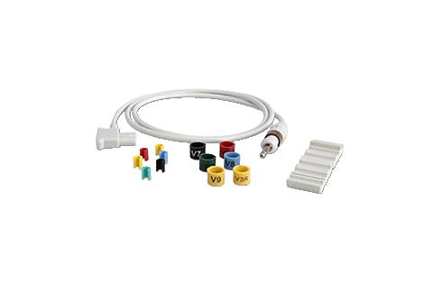 Upgrade-Set für 12–15/16Abl. EKG-Kabel für diagnostisches EKG
