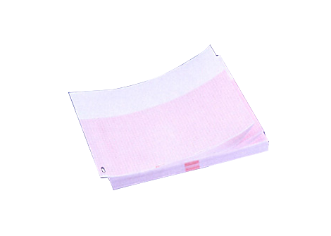 PageWriter XL thermal paper Z-fold