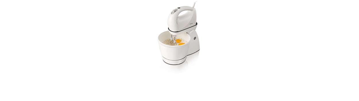 Prepare homemade delicacies easily