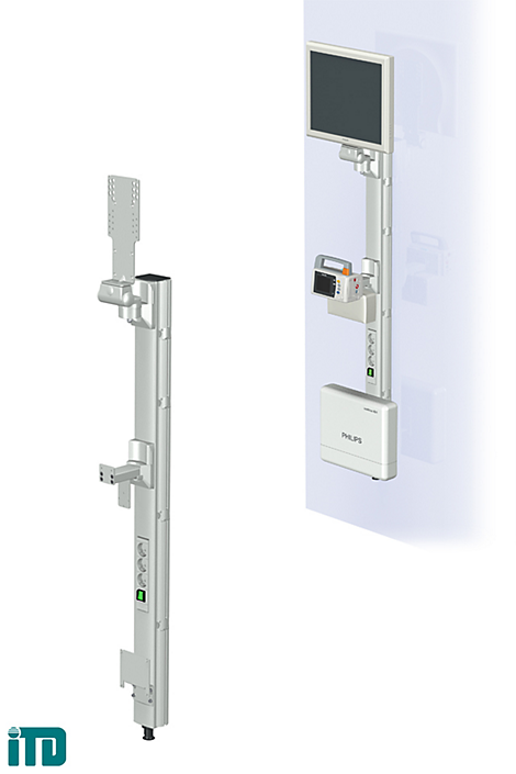 IntelliVue XDS Mounting solution