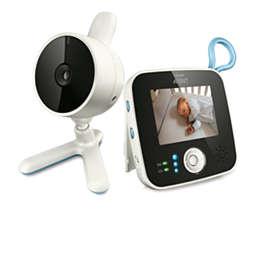 Avent Monitor para bebés con video digital