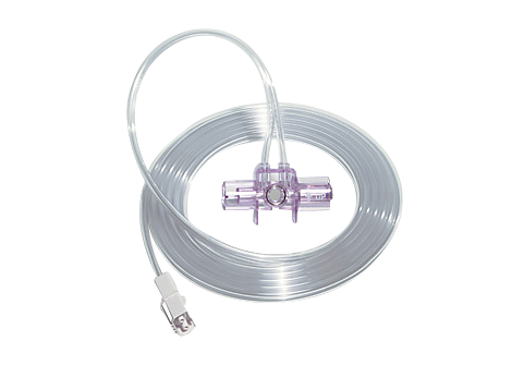 CO2/Atemflow-Sensor für Neugeborene Spirometrie