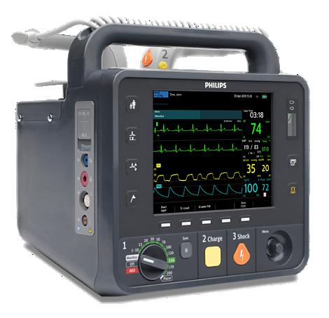 HeartStart Monitor/defibrillator