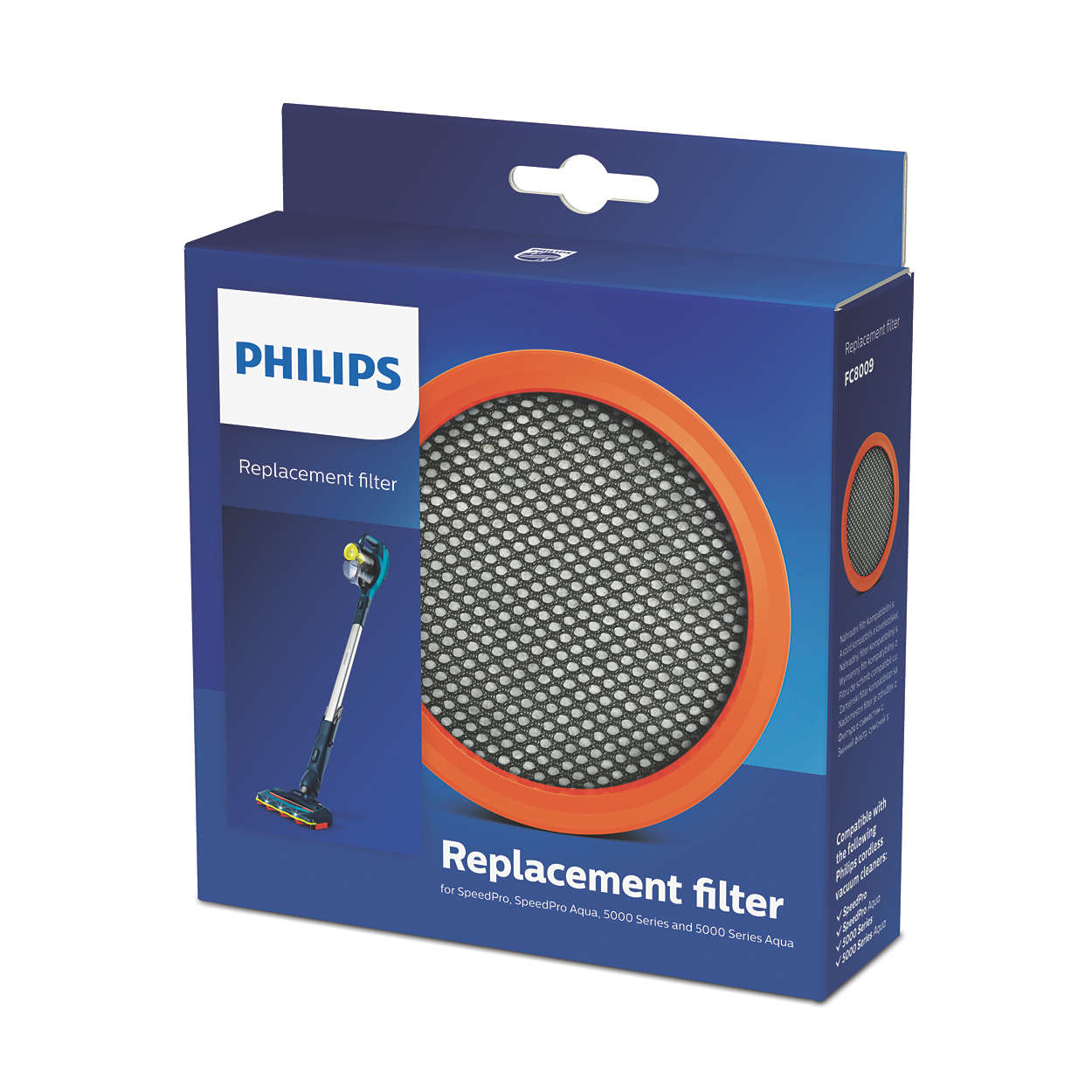Zamjenski filtar za SpeedPro i seriju 5000