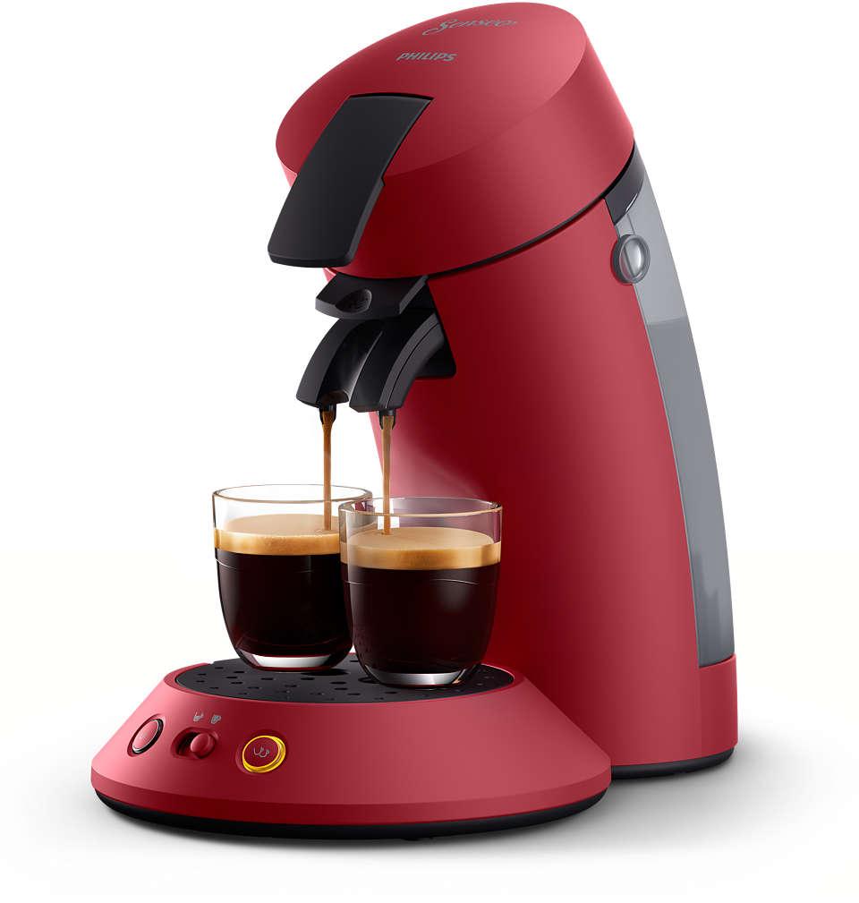 Savourez un délicieux café noir, long ou intense