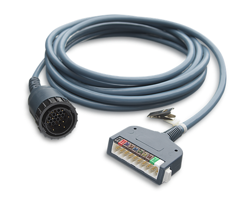 CABLE DIGITAL ECG 15' Trunk Cable