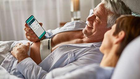 Sincronización con una aplicación para móvil