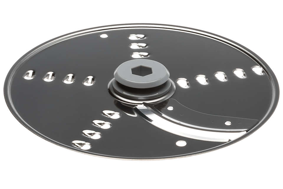 to replace your current slicing/shredding disc