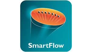 Placă cu abur încălzită SmartFlow pentru rezultate excelente