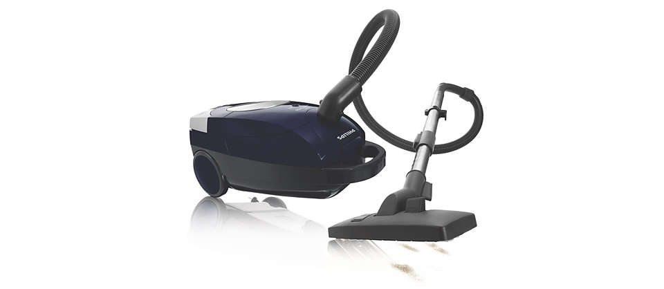 Reliable cleaning power