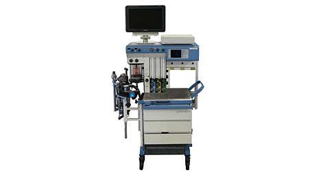 IntelliVue MX500/MX550: Dräger Narkomed GS Mounting Kit
