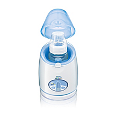 SCF260/37 Philips Avent Digitale flesverwarmer