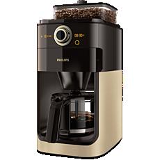 HD7768/90 Grind & Brew Kaffeemaschine