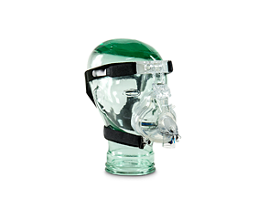 PerformaTrak Oro-Nasal Mask Entrainment Elbow NIV Mask