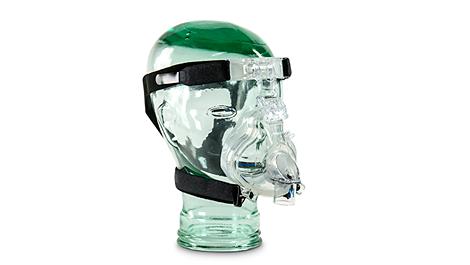PerformaTrak Oro-Nasal Mask Entrainment Elbow NIV Mask