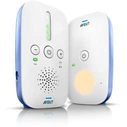 Avent Audio Monitors Vigilabebés DECT
