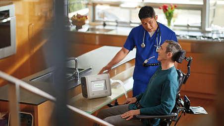 Flexibl anpassbar auf sich ändernde Patientenbedürfnisse