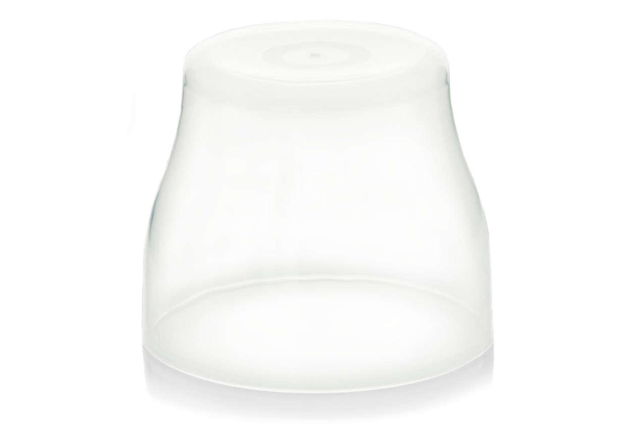 Hjälper dig att hålla napparna rena