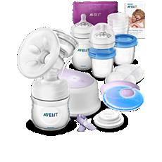 SCD292/22 Philips Avent Single Electric Breastfeeding set