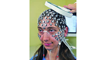 EEG-TES and EEG-TMS