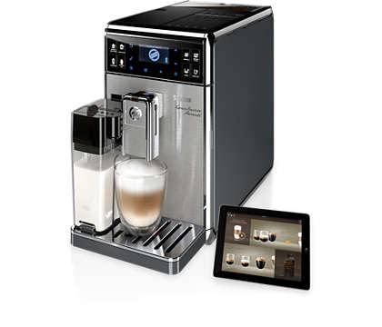 Готовьте превосходный кофе прямо у себя дома