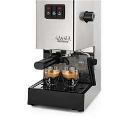 Gaggia Machine espresso manuelle
