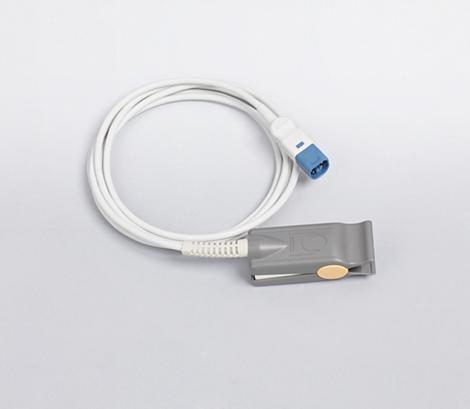 Capteur de SpO2 à clip, réutilisable, adulte Sonde