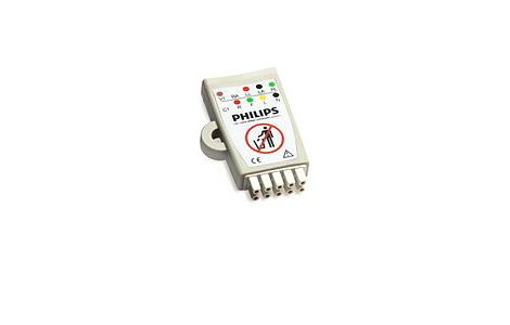 5‑adriger EKG‑Stammkabeladapter EKG-Kabel