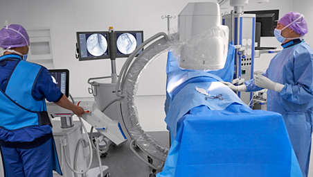 Выполнение комплексных процедур