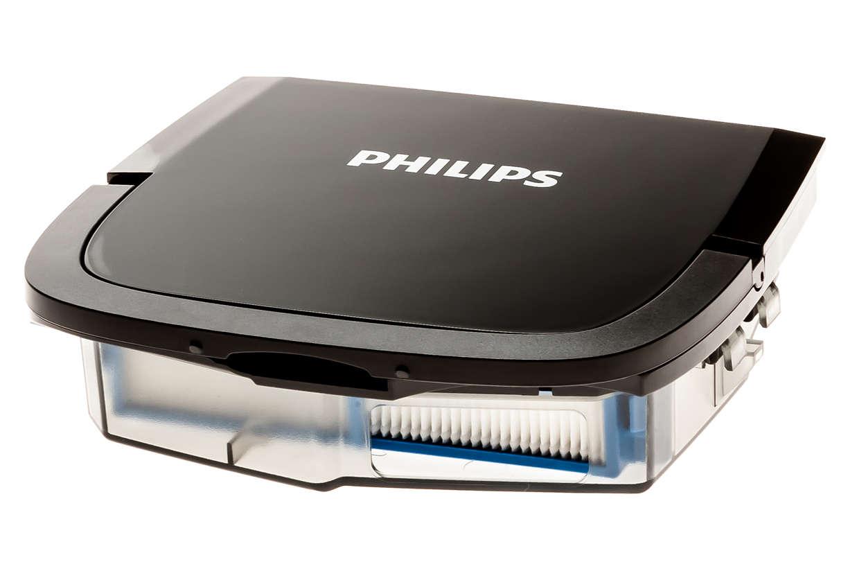 Contenitore polvere per SmartPro Easy
