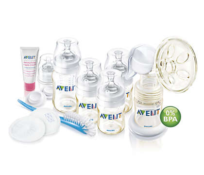Solutions d'allaitement maternel