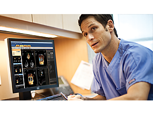 Q-Station Philips Q-Station ultrasound workspace software