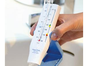 PersonalBest Peak flow meter