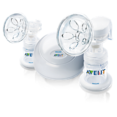 SCF314/02 Philips Avent Discontinued Twin electronic breast pump