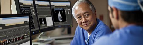 IntelliSpace Cardiovascular Bild- und Informationsmanagementsystem